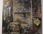 Mohamad David Shreim - Room of creation, 2013.