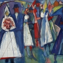 Vjenčanje u Rakovici, 1960.