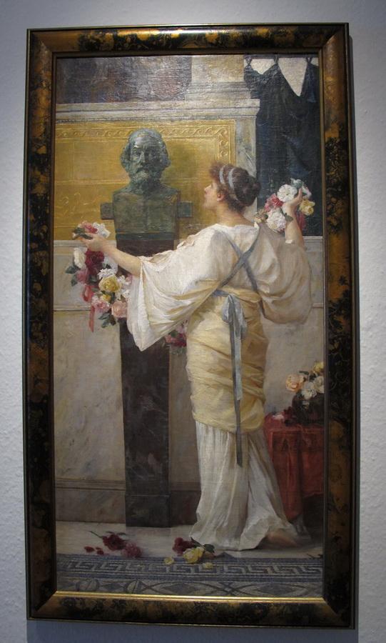 Robert Auer - Svečani dan, 1897.
