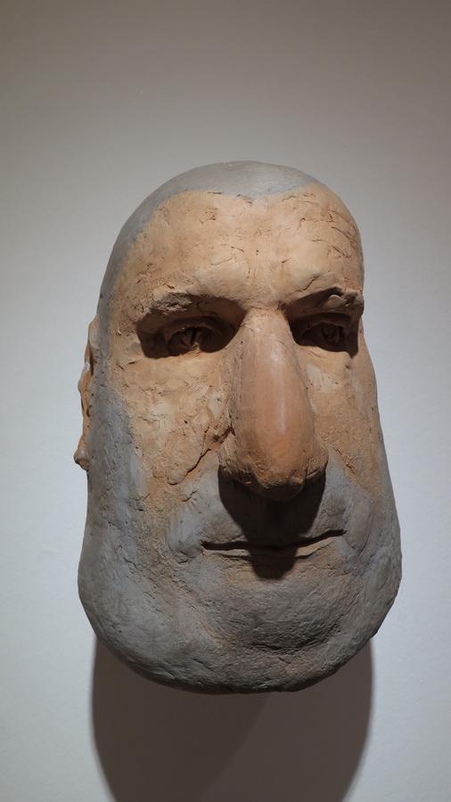 Panonski Rimljanin, 1991.; terakota i engoba