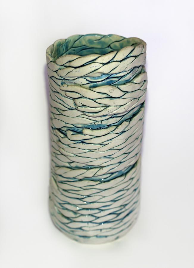 Blaženka Šoić-Štebih - Vaza, 1994., keramika, v.19.jpg