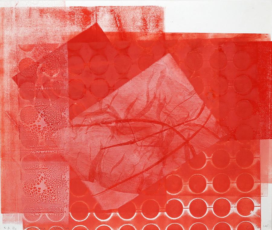 Maja Cipek - Sanoborske varijacije, 2008. (iz grafičko-pjesničke mape Ljeto u Samoboru), kombinirana tehnika, 35x40cm.jpg