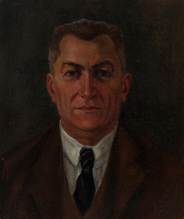 Nasta Rojc - Portret dr. Branimira Livadića, prva pol.20.st., ulje na platnu, 48x41.jpg