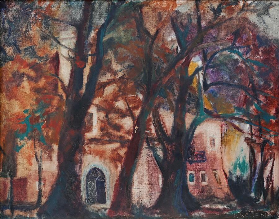 Vesna Koren - Samoborski muzej, 1962., akvarel na kartonu, 49x63.jpg