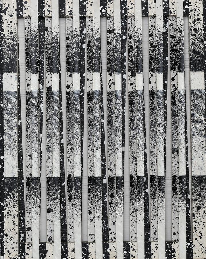 Vesna Kovačić - Vodoravni nizovi, 1988., drvo karton, 75x60.jpg