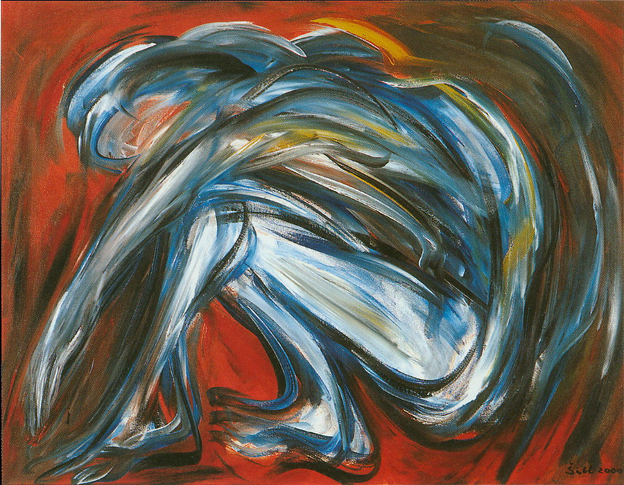 Bodyheat, 2000., foto: Emil Fuš