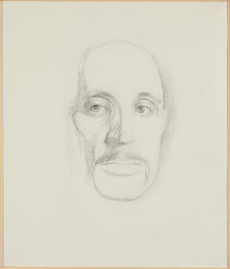 Josip Vaništa - R.M. Rilke, 1972.
