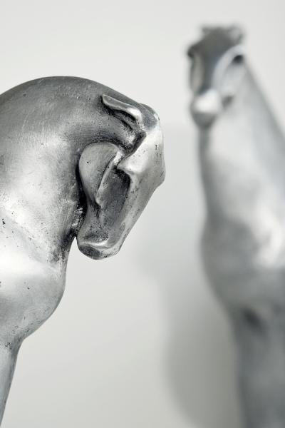 Zaljubljeni konji, 2005. (foto: Petra Gospodnetić)