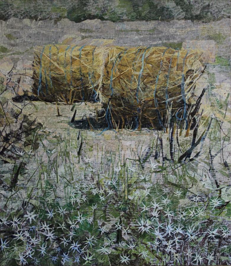 Runolist, 2013., ulje na platnu, 150x130