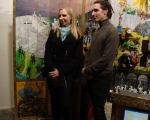 Otvorenje izložbe - Janko Ivčić i Sonja Švec Španjol