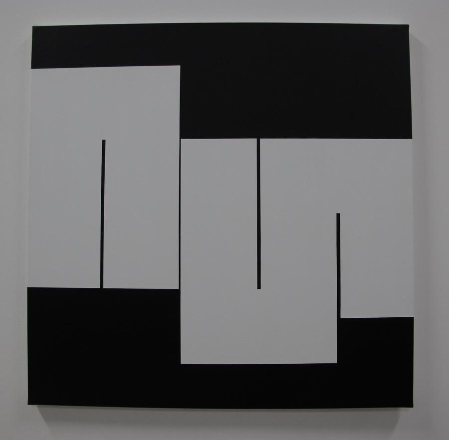 AP 57, 2003., akrilik na platnu