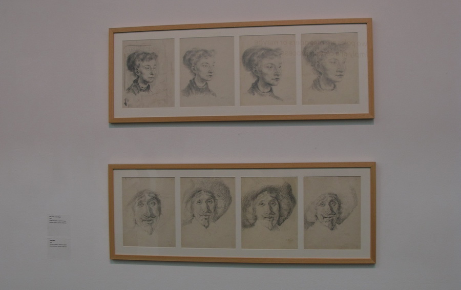 Bez naziva, 1952., Frans Hals, 1952.