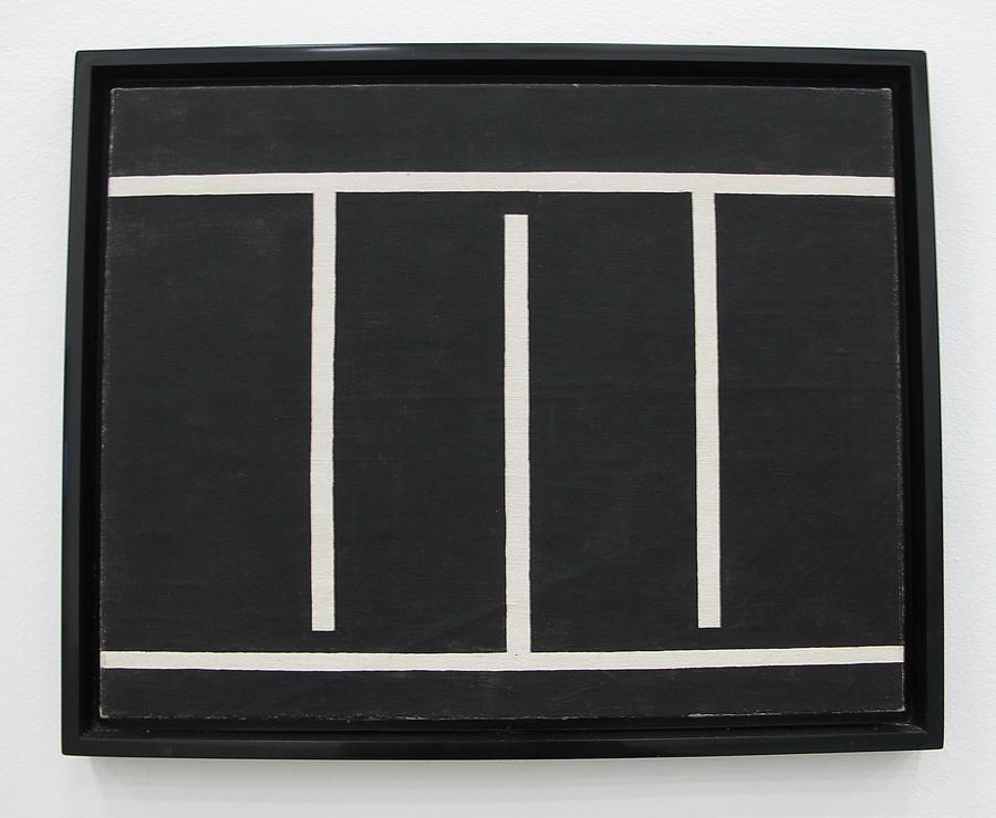 Meandar 7, 1962., ulje na platnu