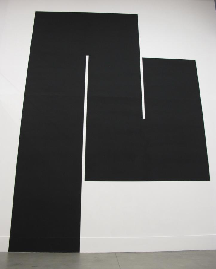Mural, retrospektiva Julije Knifer - Bez kompromisa, MSU 1998-2014