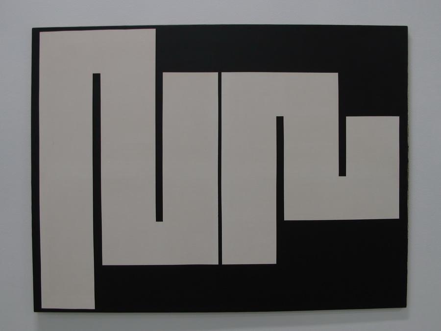 TÜ HD VI, 1975., akrilik na platnu