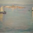 Dvije barke, 1906.