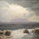Kiša na moru, oko 1910.-1915.