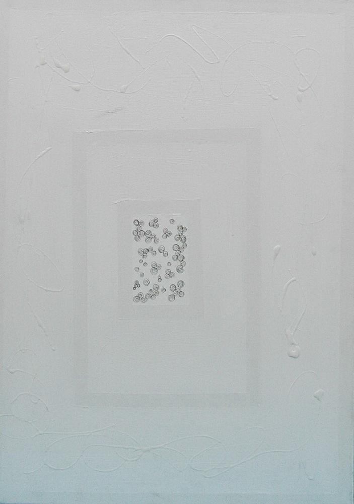 Gledati bijelo, 50x70