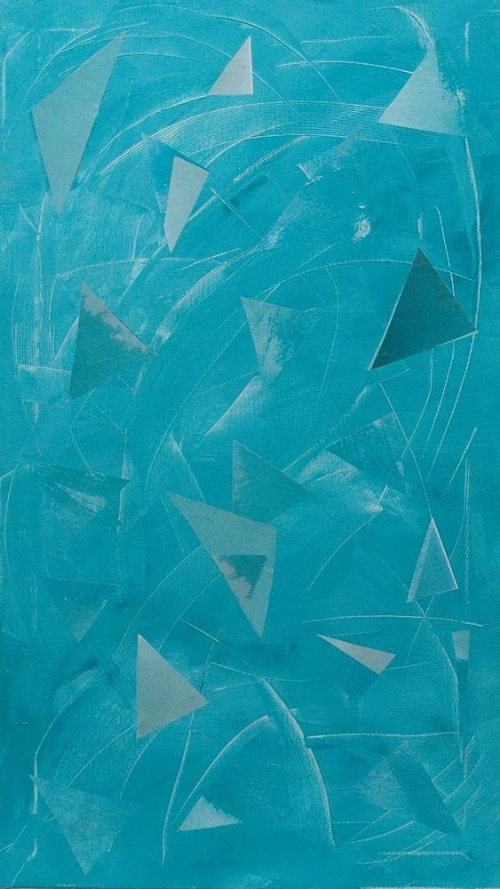 Morsko plavetnilo, 50x100