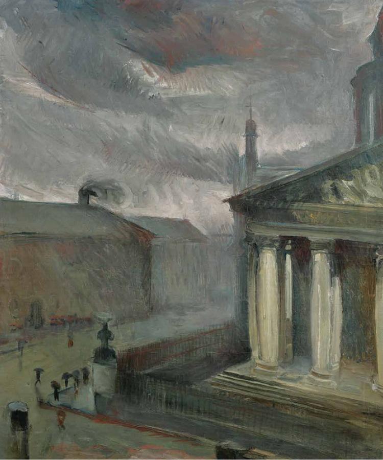 Pantheon, 1912.