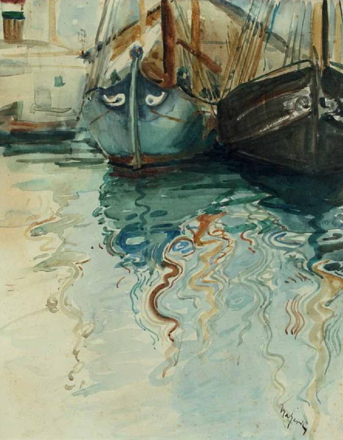 Trabakuli, 1911.