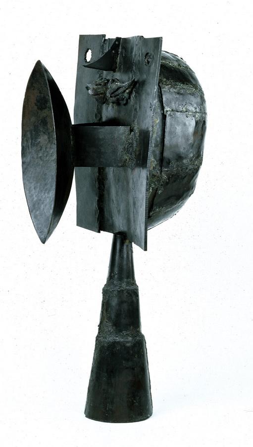 Glava muškarca, Pariz 1930.