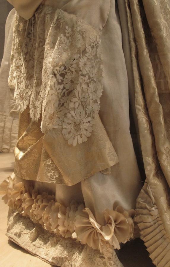 Detalj haljine
