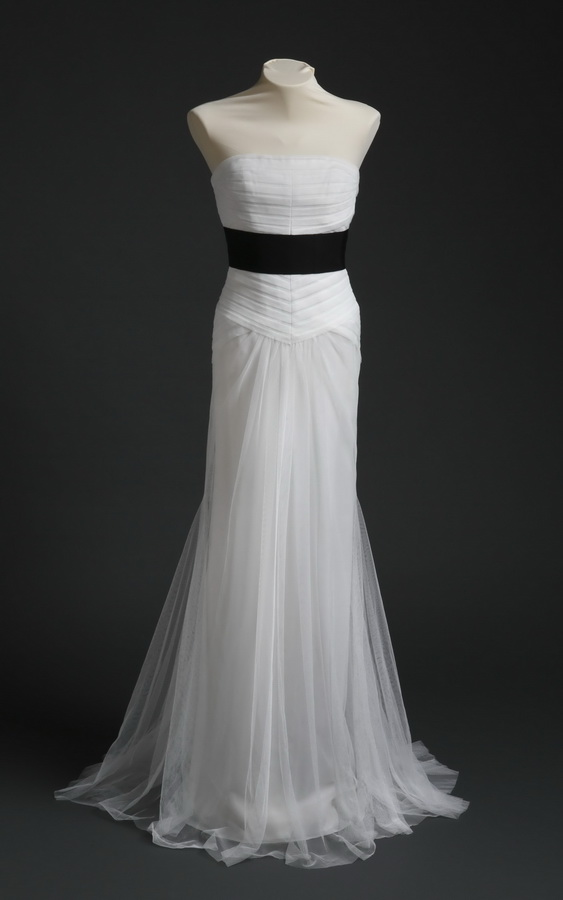 Vjenčanica, dizajn Vera Wang, SAD, 2011., foto: Srećko Budek