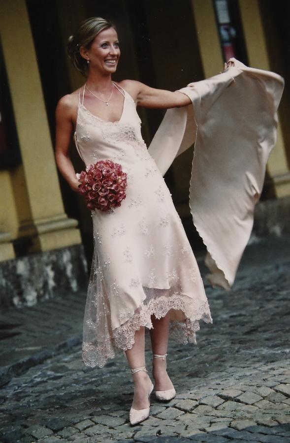 Vjenčani portret Anite Zanotti Štulec, Zg, 2005., foto: Srećko Budek