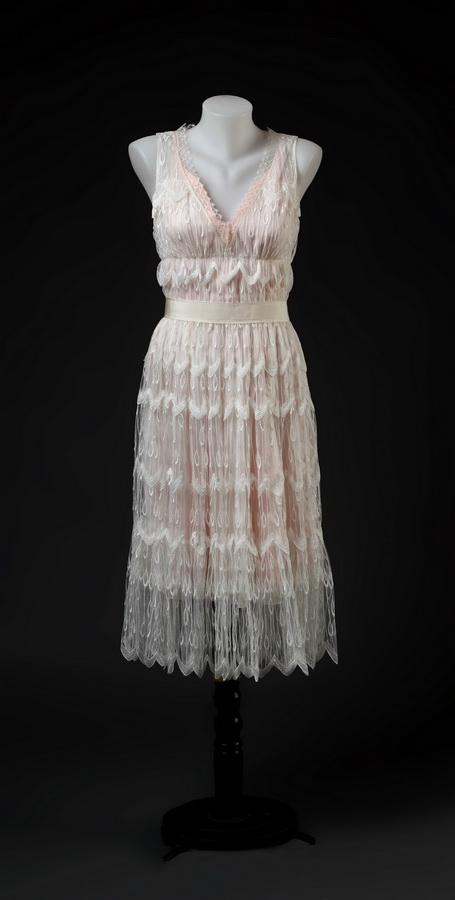 Vjenčana haljina, Nina Ricci, Pariz, 2012., foto: Srećko Budek