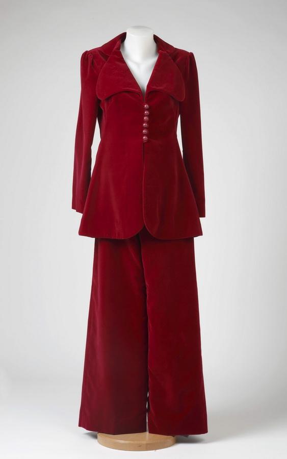 Vjenčano odijelo, Francuska (?), 1970., foto: Srećko Budek