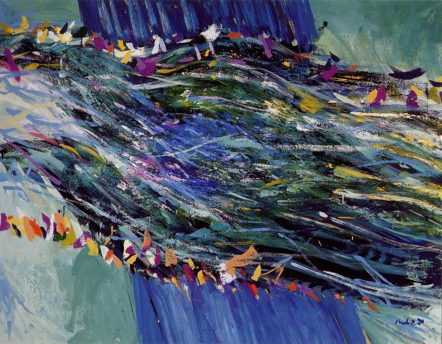 Proljetne vode, 1988.