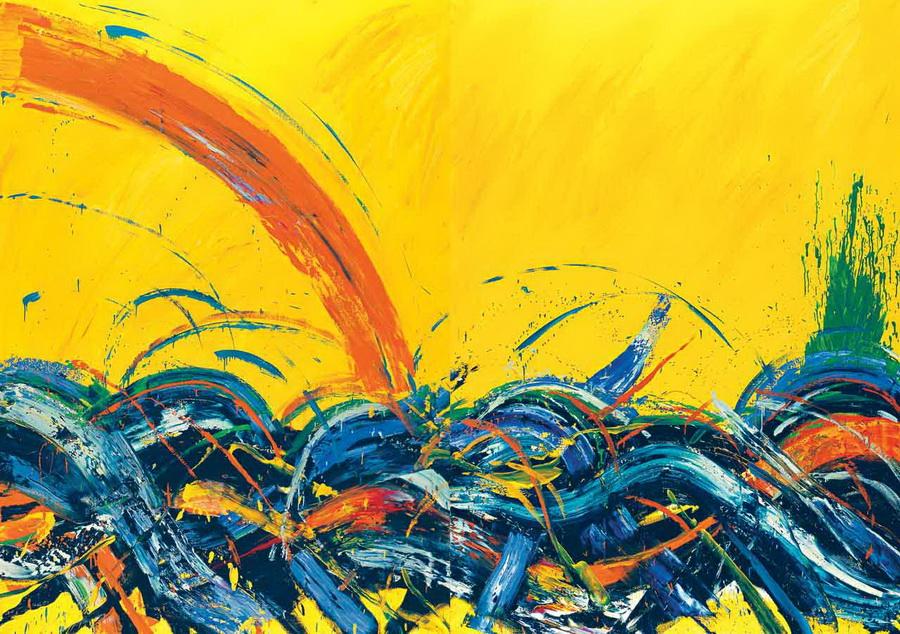 Riffovi, 2003. (diptih)